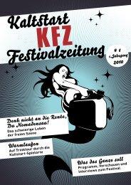 # 1 2010 - Kaltstart Hamburg