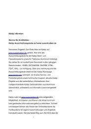 PDF Download - Kalzip