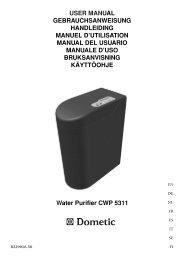 K06-31 Manual Vattenrenare CWP.pdf - KAMA Fritid