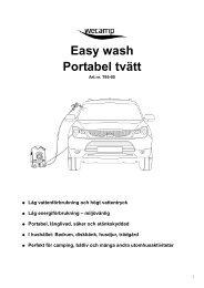 T95-05 Manual Easy wash.pdf - KAMA Fritid
