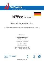 T33-05 WiPro.pdf - KAMA Fritid