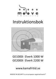 E28-57_58 Manual.pdf - KAMA Fritid