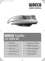 CA-1000-AC - KAMA Fritid