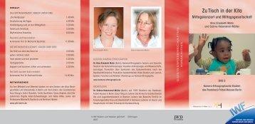 Booklet - Mohn, Elisabeth