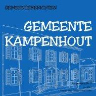 GEMEENTEBERICHTEN - Gemeente Kampenhout