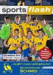 Ausgabe 3/ 2012 - TSV Schwabmünchen