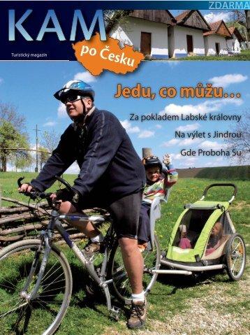 Aktuální vydání v tištěné podobě. - Kam po Česku.cz