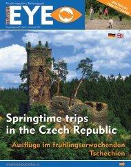 Springtime trips in the Czech Republic - Kam po Česku.cz