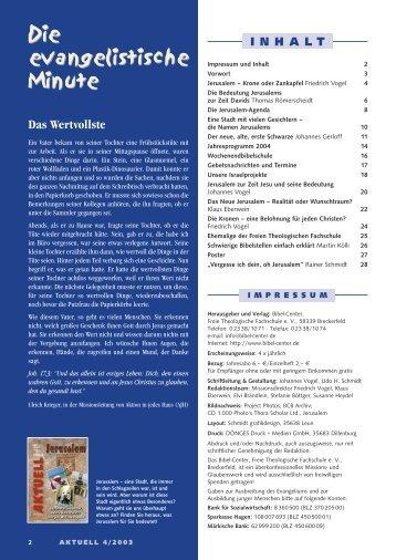aktuell 4 - Bibel-Center.de