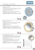 Kosmetikspiegel Cosmetic mirrors - BOS - Page 7