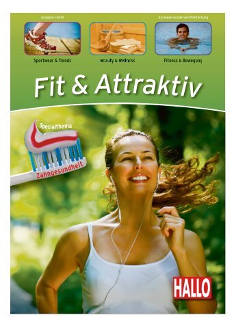 Fit und Attraktiv 1/2014