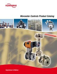 Worcester Controls Product Catalog - KANiT ENGINEERING CORP ...
