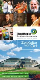 Download Programm 2013/2014 - Kannenbäckerland