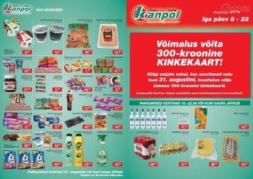 August - Kanpol