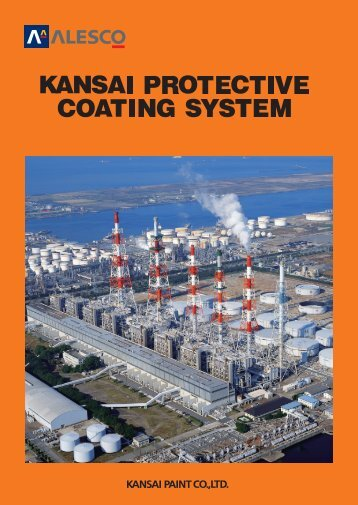 3. protective coatings for industrial plants
