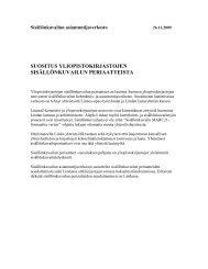 yliopistokirjastojen sisällönkuvailun periaatteet - Kansalliskirjasto
