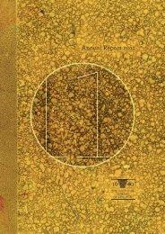 Annual Report 2011 - Kansalliskirjasto