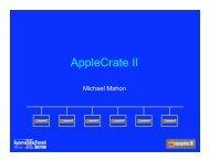AppleCrate II - KansasFest