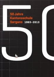 Einladung Buchvernissage (742 kB, PDF) - Kantonsschule Sargans