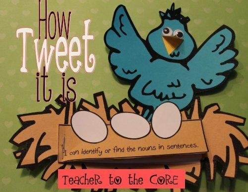 Power Passage {Birdie} Comprehension, Fluency, Smart Art, Writing, Quiz