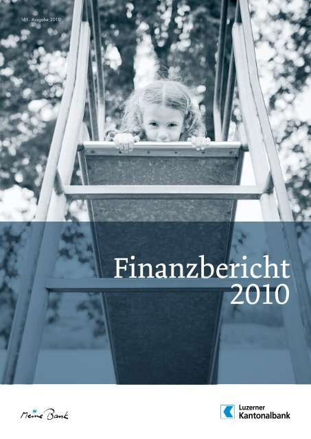 Finanzbericht 2010 - Kantonalbanken