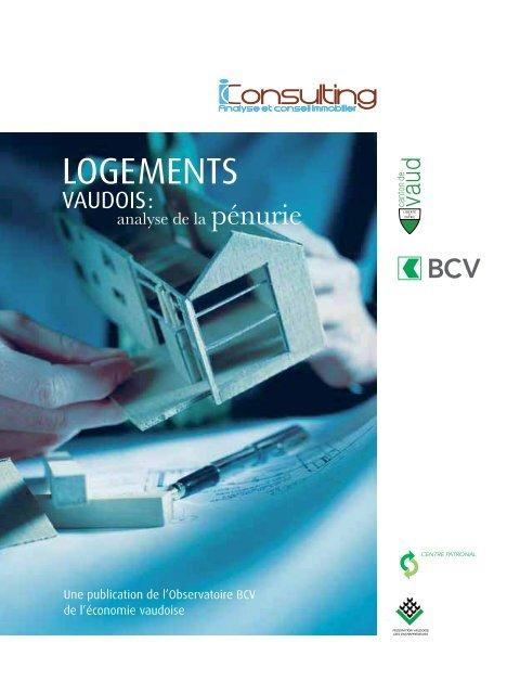 analyse de la pénurie - BCV