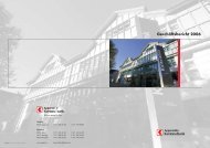 Geschäftsbericht 2006 - Kantonalbanken