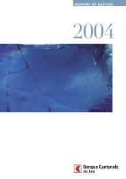 BCJ - Rapport 2004 ivan.indd
