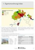 Eigenheim-Index der Schaffhauser Kantonalbank - Kantonalbanken - Page 5