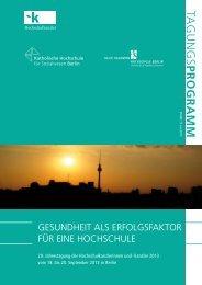 ta G un G s PROGRAMM - Kanzlernet.de