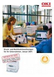 Druck- und Multifunktionslösungen für Ihr ... - Competence