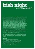 """Meascain"" irish night - Seite 2"