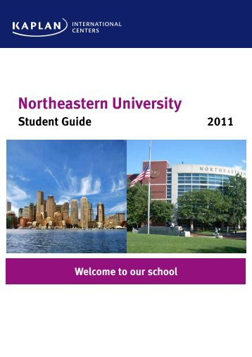 Northeastern University - Kaplan International Colleges