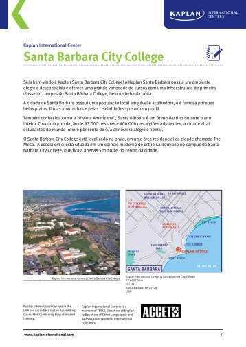 Santa Barbara City College - Kaplan International Colleges