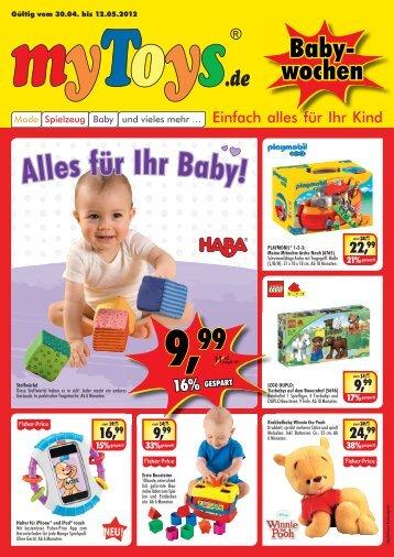 Alles für Ihr Baby! - myToys.com