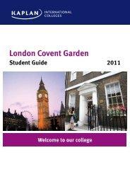 London Covent Garden - Kaplan International Colleges