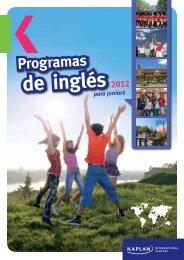 Para Juniors 2012 - Kaplan International Colleges