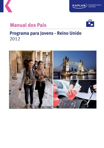 Manual para os pais 2012 - Kaplan International Colleges