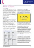 Manual para os pais 2012 - Kaplan International Colleges - Page 4