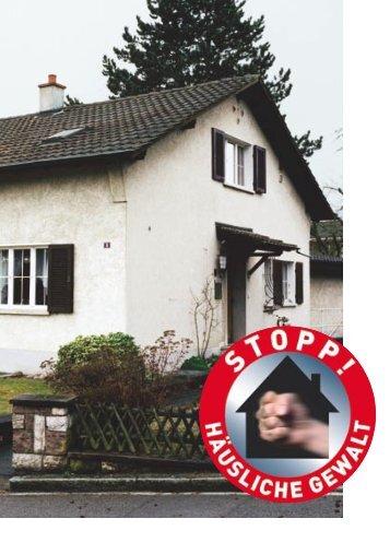 Stopp! Häusliche Gewalt (Datei herunterladen)