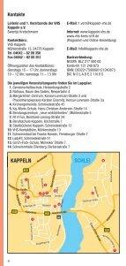 Kulturangebote in der Stadt Kappeln (pdf ca. 3.5 Mb) - Seite 4