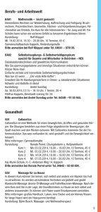 Kulturangebote in der Stadt Kappeln (pdf ca. 3.5 Mb) - Seite 5