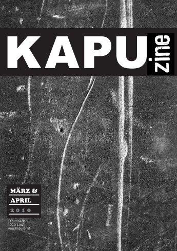 MÄRZ & APRIL 2 0 1 0 - Kapu