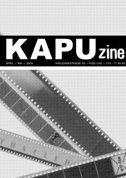 KAPUzine März/April 2005