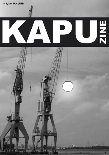 # 1/08 JAN|FEB - Kapu