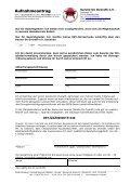 Aufnahmeantrag - Karate-Do Overath e.V. - Page 2