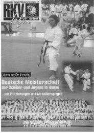 RKV-Info 1/2002 - BEIM RHEINLAND-PFÄLZISCHEN KARATE ...