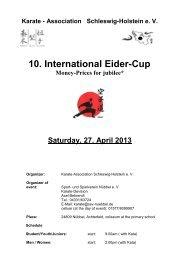 10. International Eider-Cup - Sportdata.org