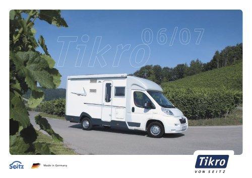 Made in Germany - KARAVAN SERVIS