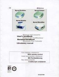 návod pro užívání . pdf 2MB - KARAVAN SERVIS